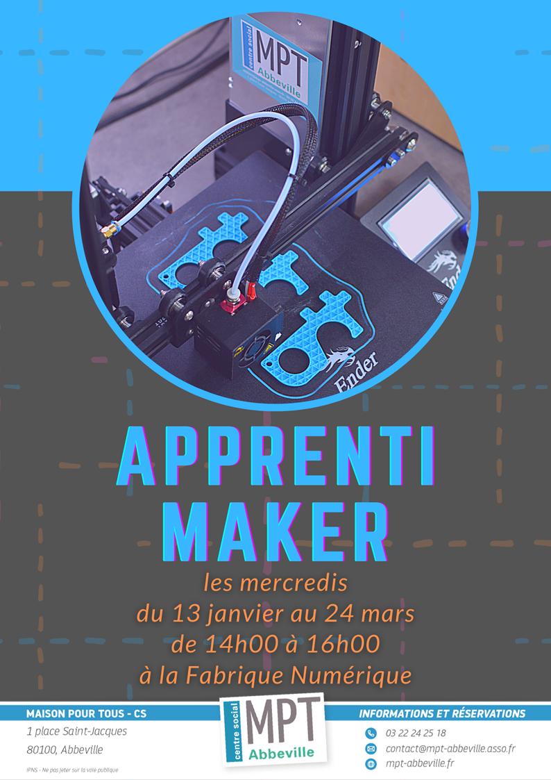 Apprentis makers : Atelier Do It Yourself