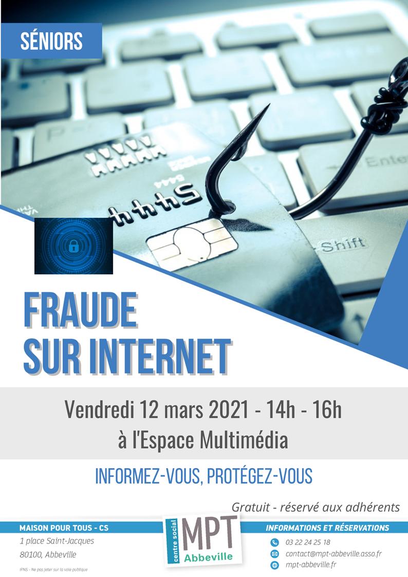 La fraude sur Internet