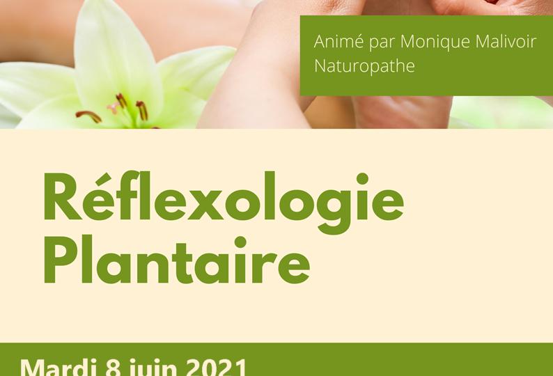 Bien-être - Réflexologie plantaire