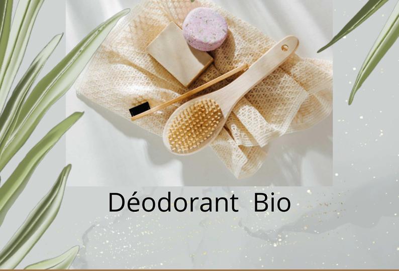 Savoir-faire - Déodorant bio