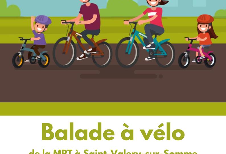 Sorties - balade à vélo